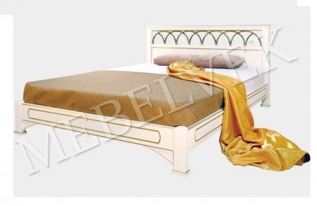 Полутороспальная кровать Лозанна №4