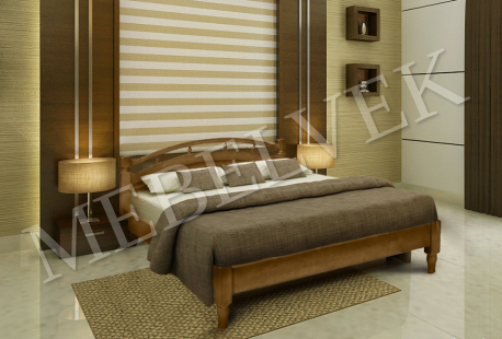 Двуспальная кровать Афродита