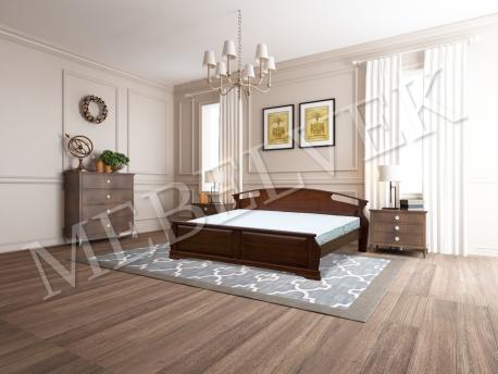 Двуспальная кровать Акра