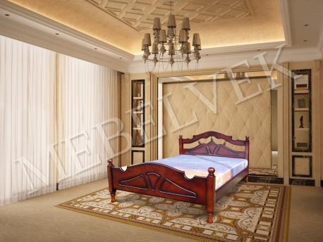 Полутороспальная кровать Эльза