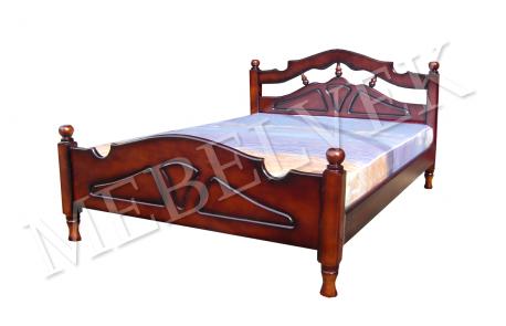Двуспальная кровать Эльза