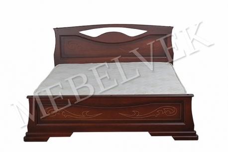 Двуспальная кровать Артемида