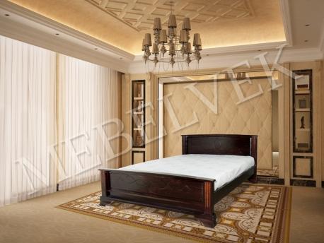 Полутороспальная кровать Этель