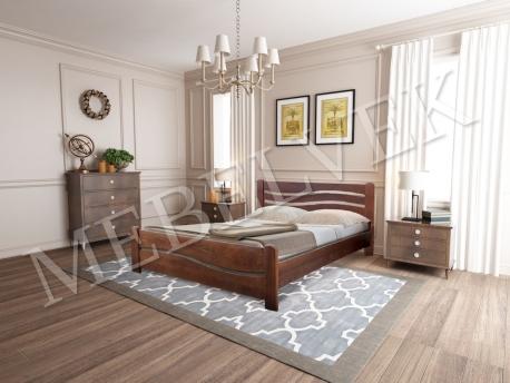 Двуспальная кровать Берн