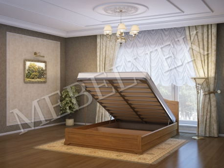 Кровать с подъёмным механизмом Будапешт