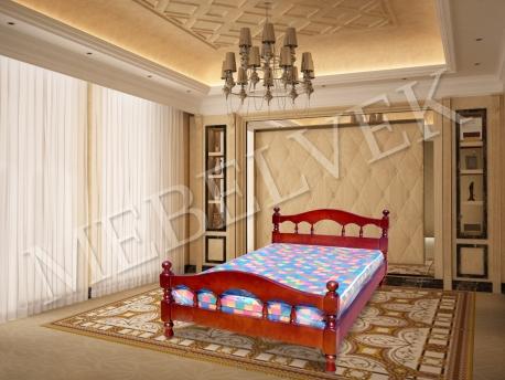Односпальная кровать Диана