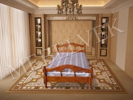 Двуспальная кровать Дионис