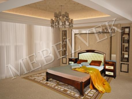 Двуспальная кровать Дублин - 1