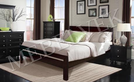 Двуспальная кровать Глазго