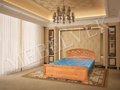 Двуспальная кровать Имола