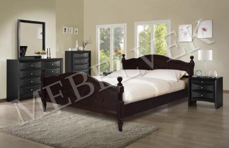 Двуспальная кровать Кассандра
