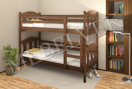Кровать двухъярусная Кораблик