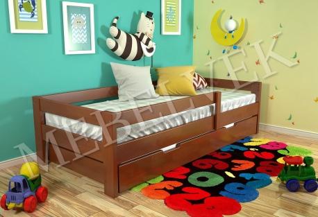 Детская кровать Василиса с ящиками