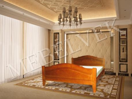 Двуспальная кровать Лион