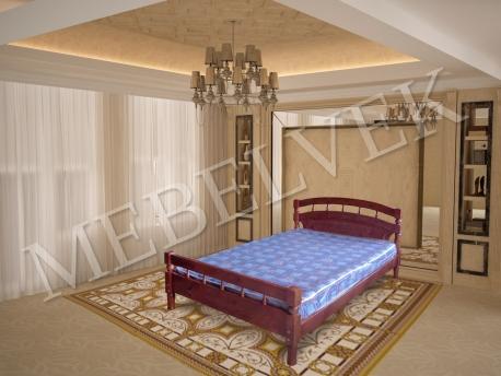Полутороспальная кровать Марго