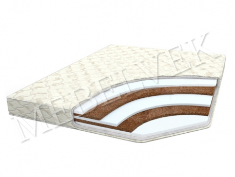 Матрас Комби-Кокос Размер: 200x200 Распродажа   1 штука в наличии