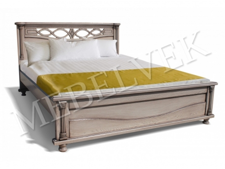 Двуспальная кровать  Мила