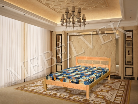 Односпальная кровать  Океан