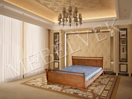 Двуспальная кровать Орион