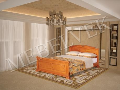 Полутороспальная кровать Рим