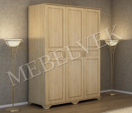 Деревянный шкаф Витязь-243