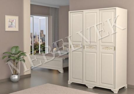Деревянный шкаф Витязь-291 Купе