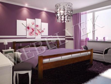 Полутороспальная кровать Тициано