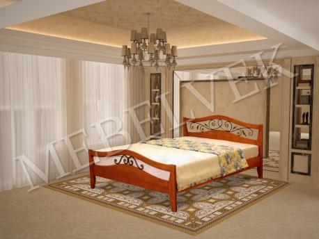 Толедо кровать с ковкой