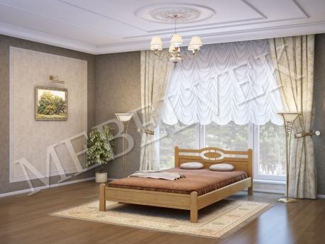 Двуспальная кровать Ванкувер