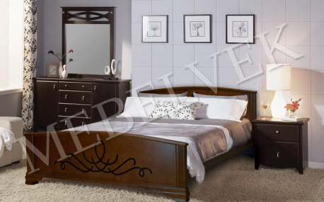 Двуспальная кровать Венера