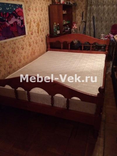 Двуспальная кровать Диана Могано 2