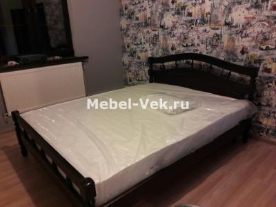 Двуспальная кровать Киото Венге 3