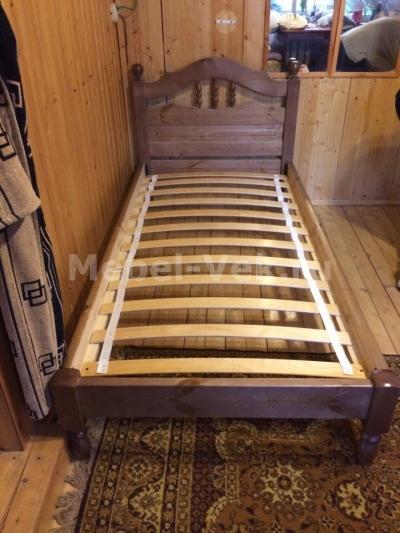 Кровать Алушта венге 2.