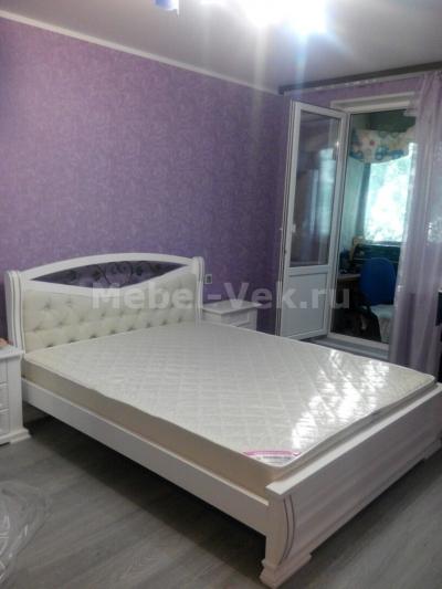 Кровать Даллас белый