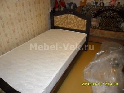 Кровать Малье Классический орех 3