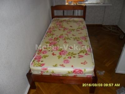 Кровать Океан цвет яблоня