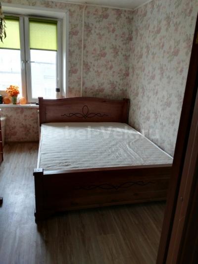 Кровать Соната Венге 2