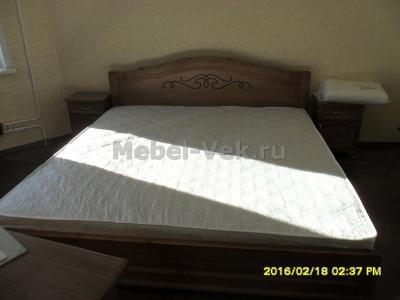 Кровать Таката Венге 2