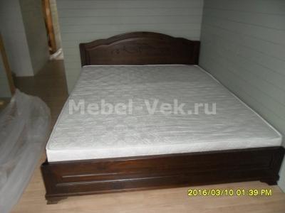 Кровать Таката Венге 3