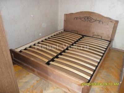 Кровать Торино Венге 2