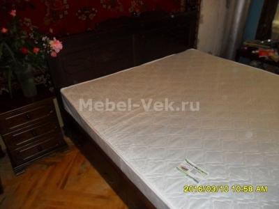 Кровать Венера 2 Классический орех 3