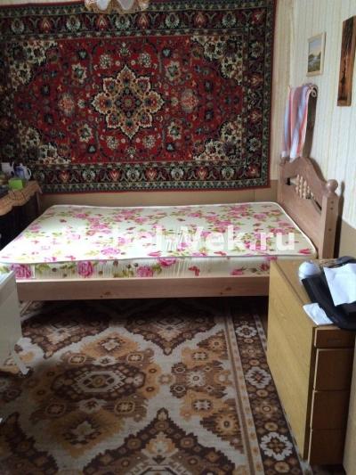 Полутороспальная кровать Алушта Венге 1-2